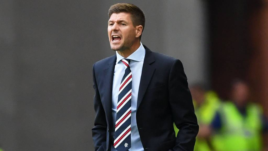 Steven Gerrard Takes Veiled Dig at Celtic
